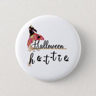 Halloween Hottie 6 Cm Round Badge