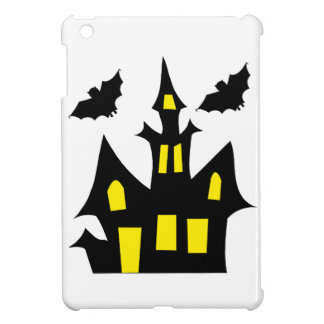halloween house iPad mini covers