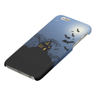 Halloween House Matte iPhone 6 Case iPhone 6 Plus Case