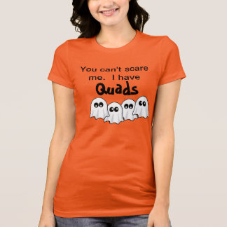 "Halloween ""I have Quads"" tee"