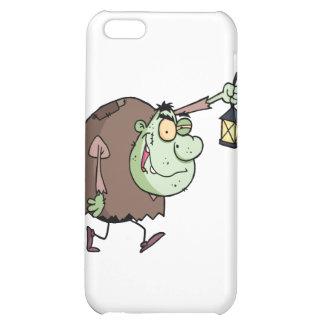 Halloween Igor with lantern iPhone 5C Case