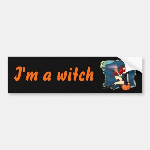 Halloween III Bumper Sticker