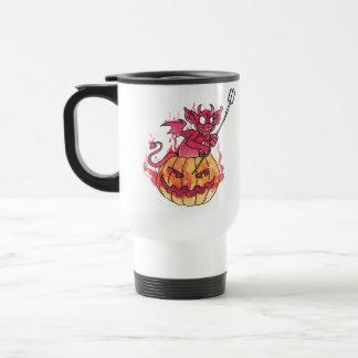 Halloween Imp Travel Mug