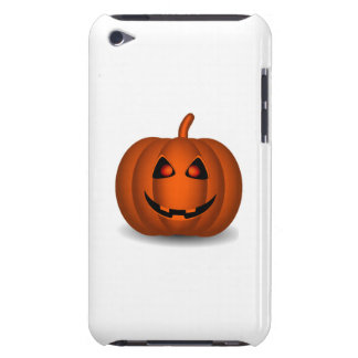 Halloween Jack-O-Lantern iPod Touch Case