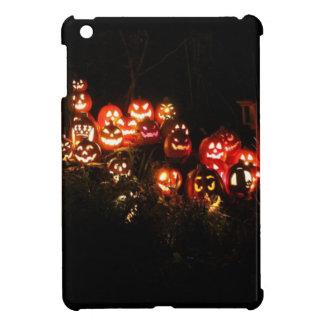 Halloween Jack O Lantern Gathering iPad Mini Case