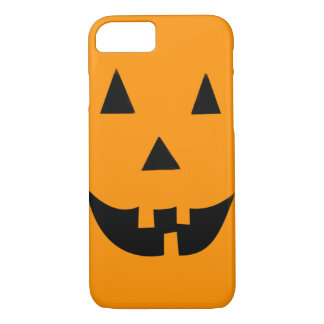 Halloween Jack O Lantern iPhone 8/7 Case