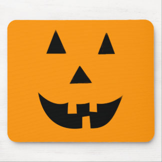 Halloween Jack O Lantern Mouse Mat