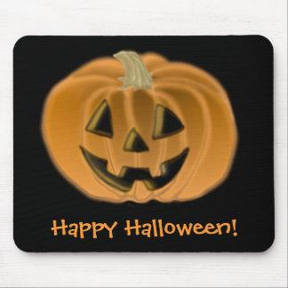 Halloween Jack O Lantern Mousepad