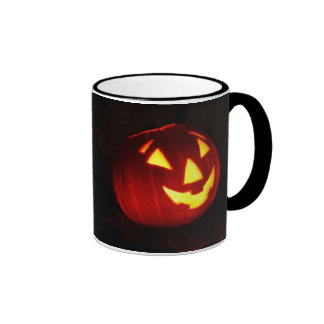 Halloween Jack O' Lantern Coffee Mug