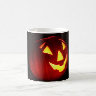 Halloween Jack O' Lantern Coffee Mugs