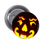 Halloween Jack-O-Lantern Pin