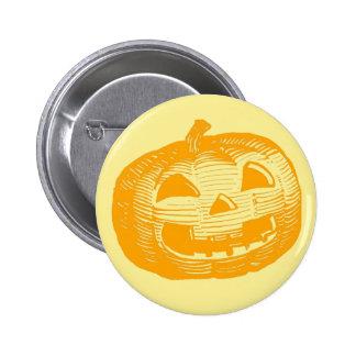 Halloween Jack o Lantern Pin