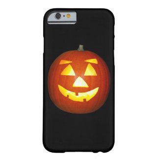 Halloween Jack o Lantern Pumpkin iPhone 6 Case Barely There iPhone 6 Case