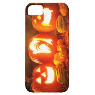 Halloween Jack O Lanterns iPhone 5/5S/SE Case