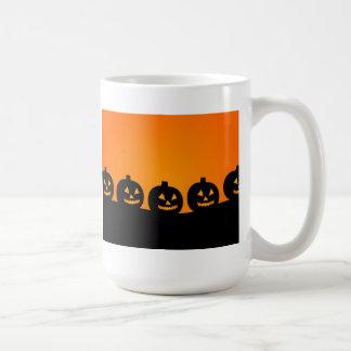 Halloween Jack O' Lanterns Mug