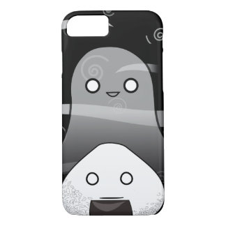 Halloween Japanese Manga Onigiri iPhone 7 Case
