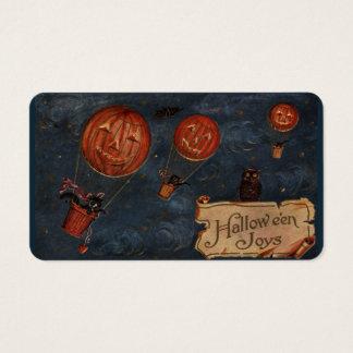 Halloween Joys Treat Cards