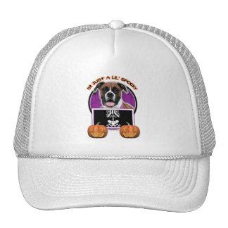 Halloween - Just a Lil Spooky - Boxer - Vindy Trucker Hats