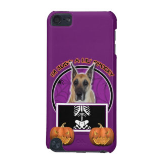 Halloween - Just a Lil Spooky - Great Dane iPod Touch 5G Cover