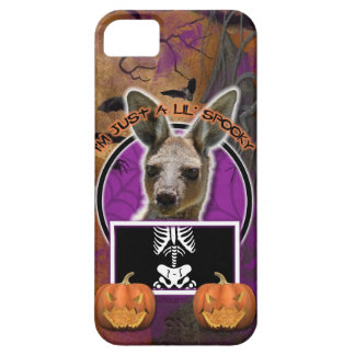Halloween - Just a Lil Spooky - Kangaroo iPhone 5 Covers