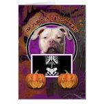 Halloween - Just a Lil Spooky - Pitbull JerseyGirl