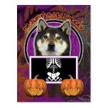 Halloween - Just a Lil Spooky - Shiba Inu - Yasha