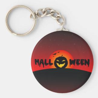 halloween key ring