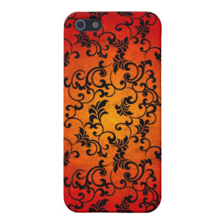 Halloween Lace  Case For The iPhone 5