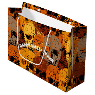 Halloween Large Gift Bag