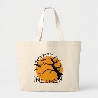 Halloween Large Tote Bag