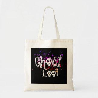 Halloween Loot Bag - Ghost Loot -