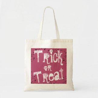 Halloween Loot Bag - Trick or Treat -