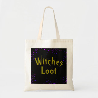 Halloween Loot Bag - Witches Loot -