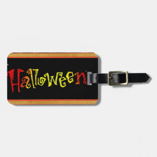 Halloween Luggage Tage Luggage Tag