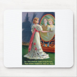 HALLOWEEN MAGIC OCCULT MOUSE PAD