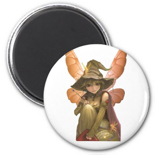 Halloween Fridge Magnet