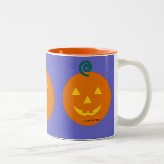 Halloween Martzkin Jack-O-Lantern Mug