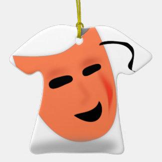 Halloween Mask Costume Ornament