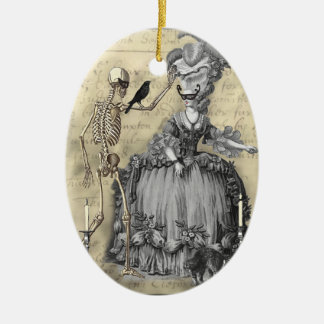 Halloween Masquerade Ball Christmas Ornament