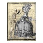 Halloween Masquerade Ball Invite