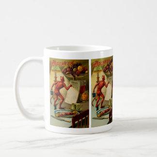 Halloween Menu Coffee Mug