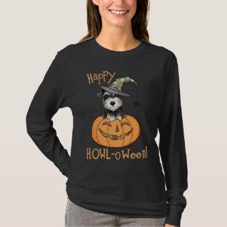 Halloween Miniature Schnauzer T-Shirt