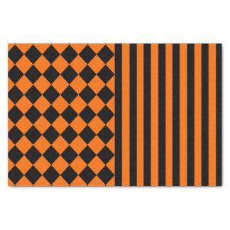 Halloween mix pattern tissue paper