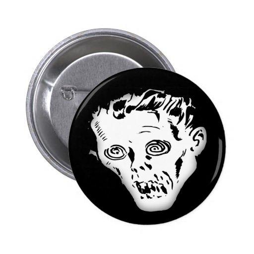 Halloween Monster Buttons