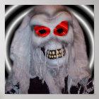 Halloween Monster Poster