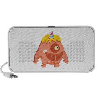 Halloween Monster Mp3 Speaker