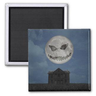 Halloween Moon - Magnet