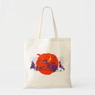 Halloween Moon Parade Budget Tote Bag