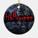 Halloween Motif Ornaments