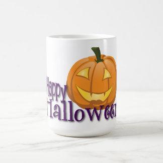 Halloween Mug/Happy Halloween Pumpkin Coffee Mug